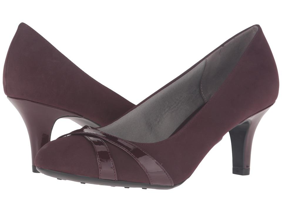 LifeStride - Peace (Pinot Noir) Women's Shoes
