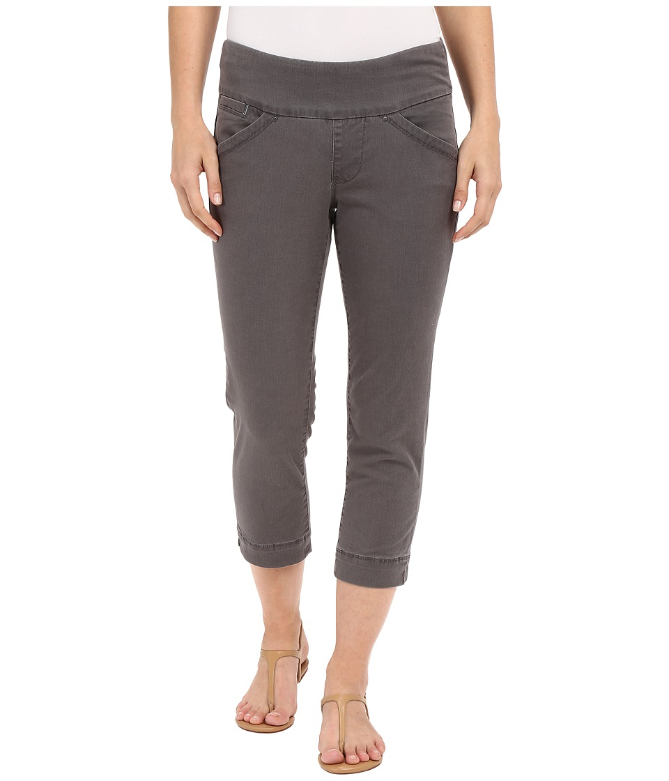 Jag Jeans - Marion Crop in Bay Twill (Flint) Women's Jeans
