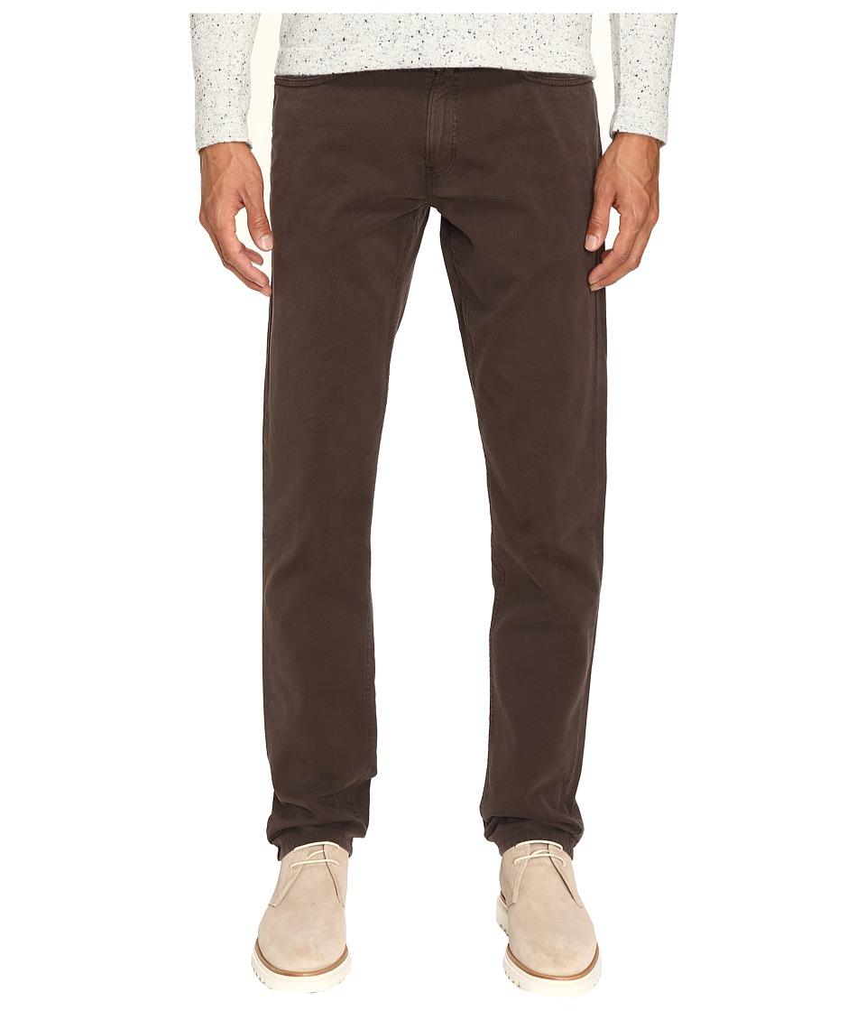 Billy Reid - Ashland Five-Pocket Pants (Espresso) Men's Casual Pants