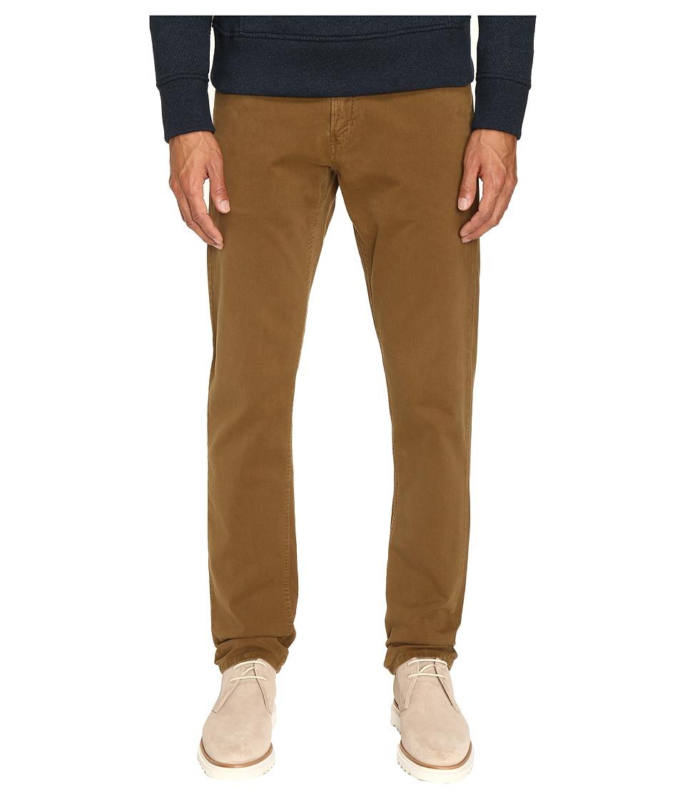 Billy Reid - Ashland Five-Pocket Pants (Rubber) Men's Casual Pants
