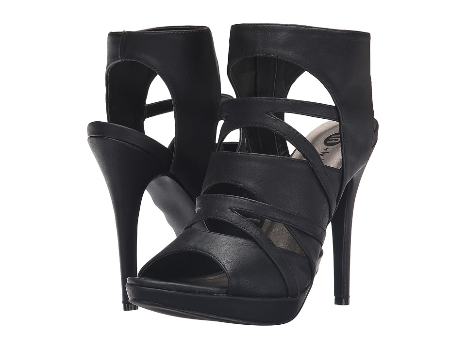 Michael Antonio - River - PU (Black) High Heels