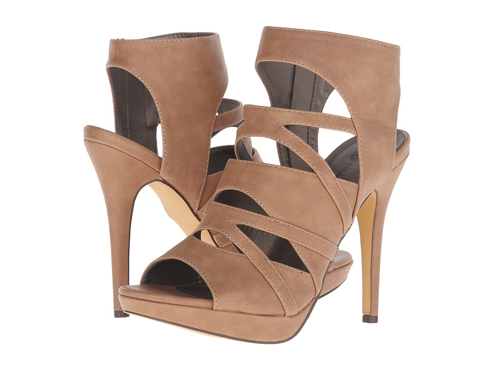 Michael Antonio - River - PU (Dark Nude) High Heels