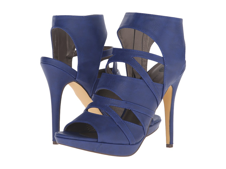 Michael Antonio - River - PU (Cobalt) High Heels