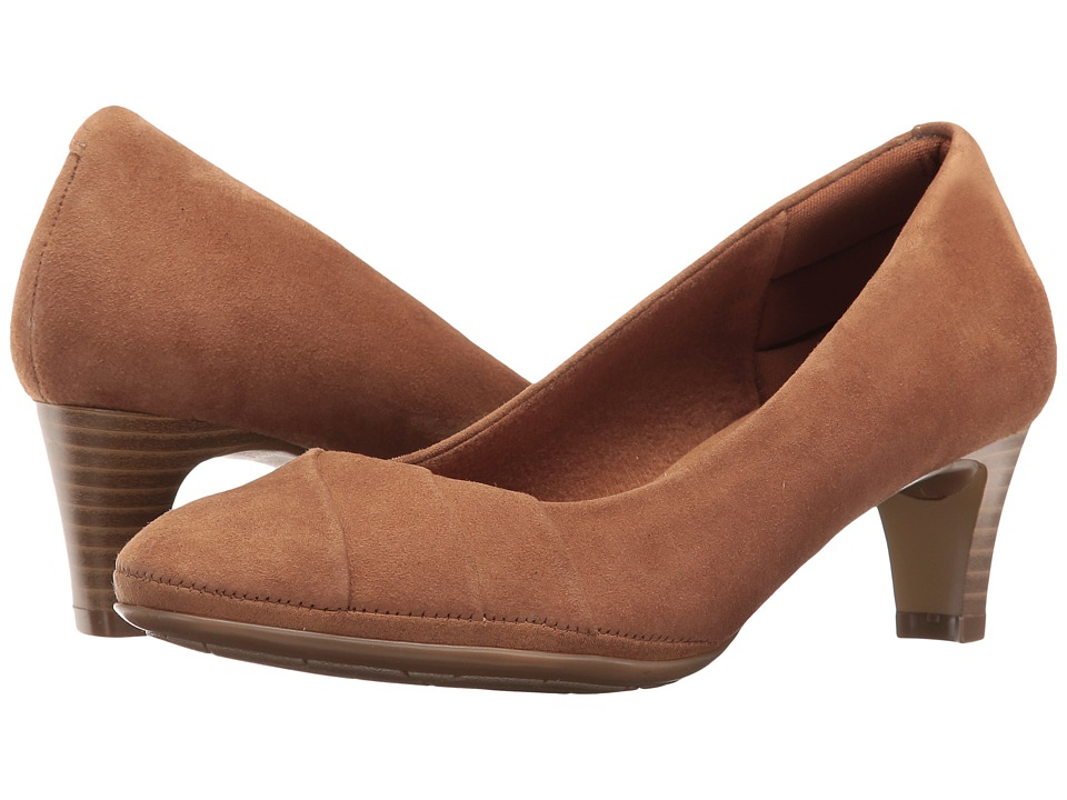 EuroSoft - Tellis (Wheat Suede) Women