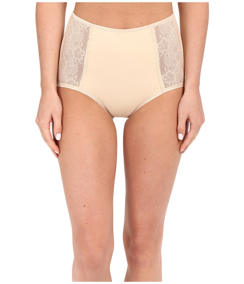 Jockey - Slimmers Brief with Side Lace (Light) Women's Underwear