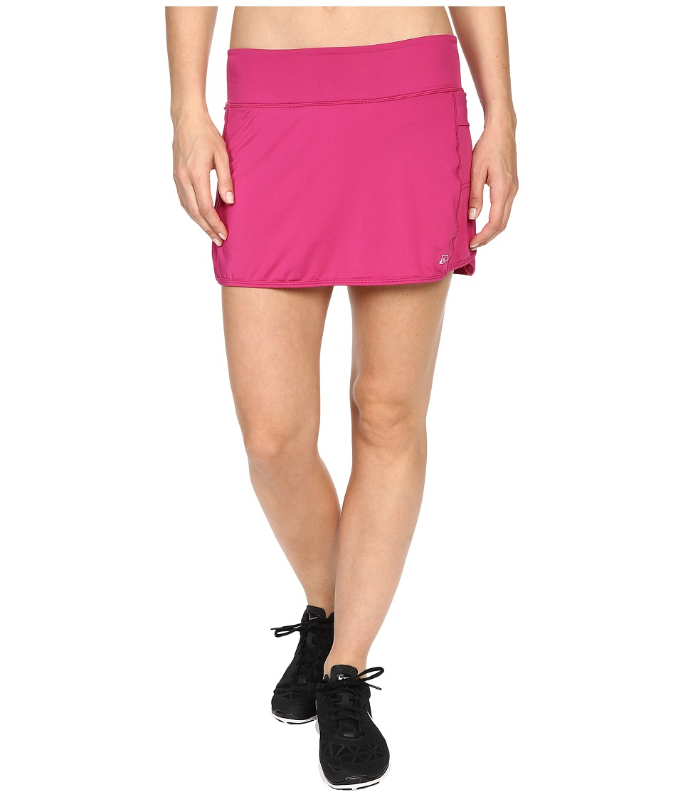 Skirt Sports - Running Skirt with Spankies (Razz) Women's Skirt