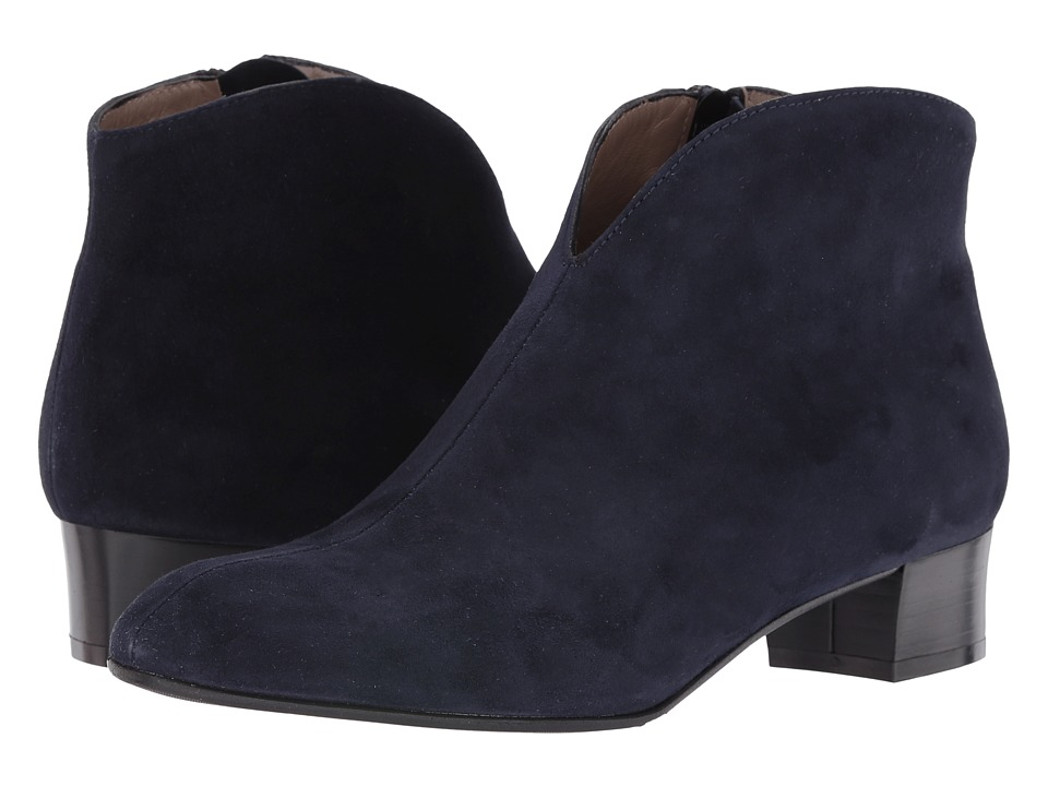 French Sole - Eva (Navy) Women's Shoes