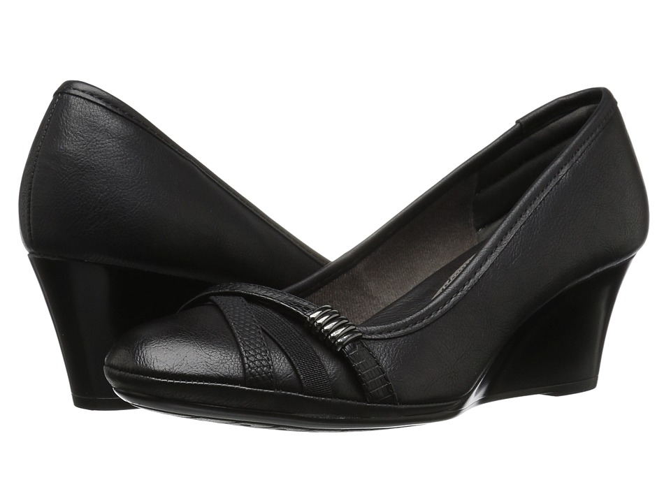 EuroSoft - Aubrey (Black) Women's Shoes