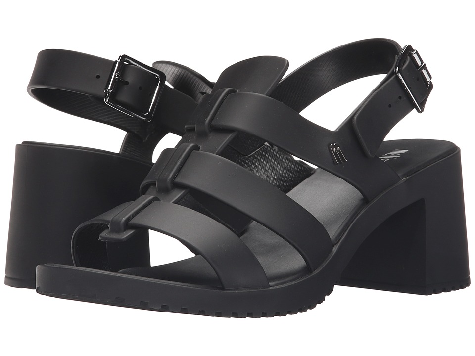 Melissa Shoes - Flox High (Black) Women's Shoes