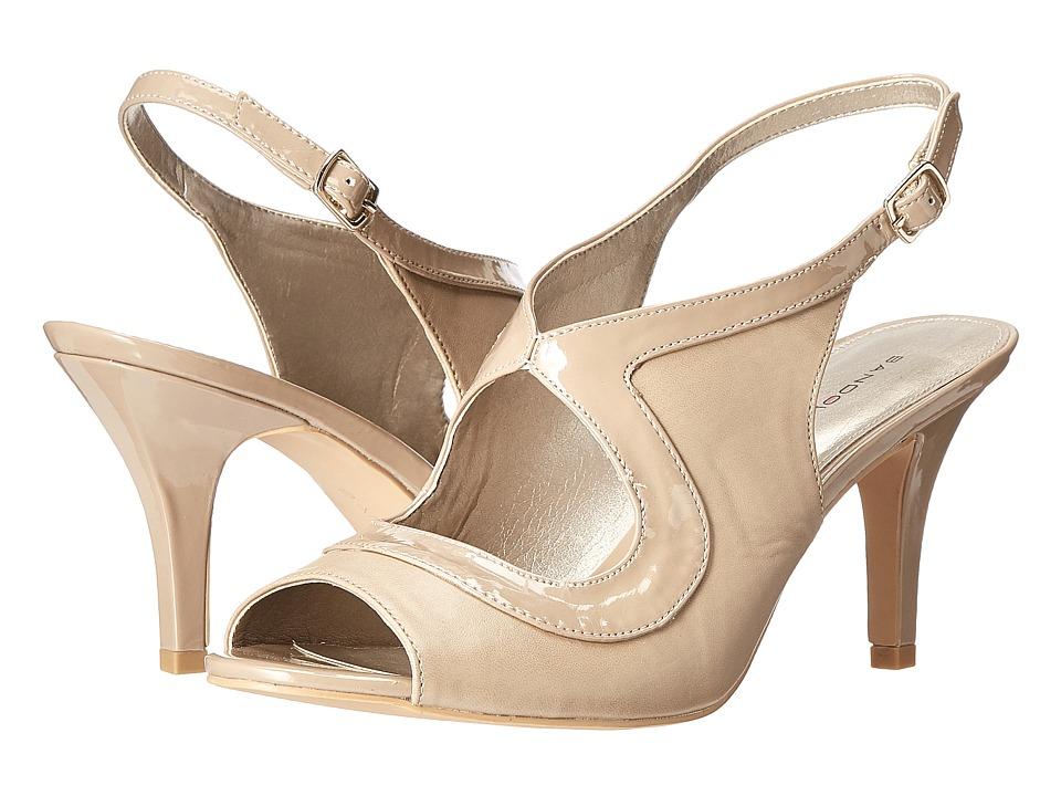 Bandolino - Mentora (Caf Latte Patent) Women's Shoes