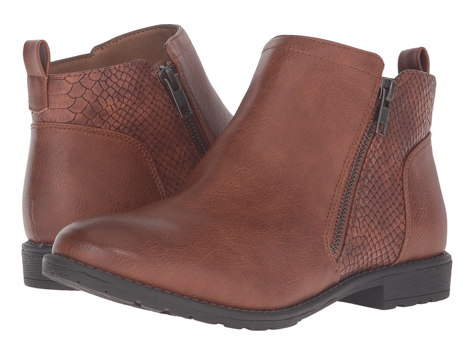 EuroSoft - Elyse (Tan/Saddle) Women