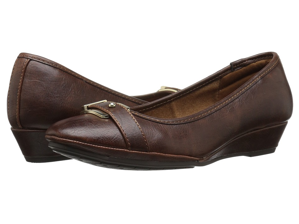 EuroSoft - Esma (Coffee) Women's Shoes