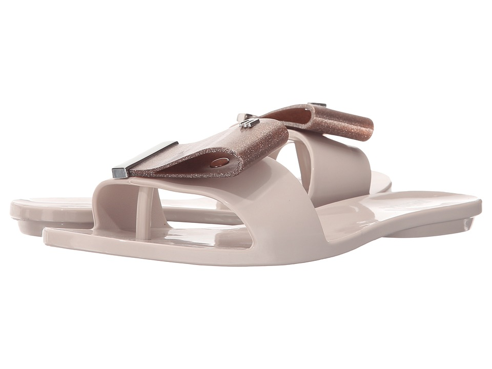 Melissa Shoes - Melissa Lovely II (Rose Gold) Women's Shoes