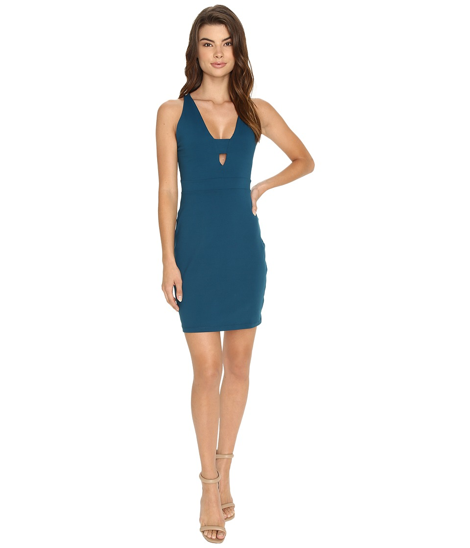 Susana Monaco Ella Dress (Blue Ocean) Women