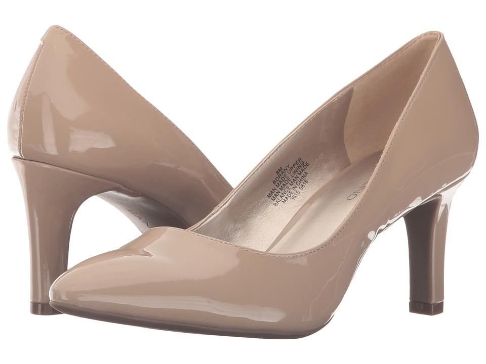 Bandolino - Rany (Cafe Latte Patent) Women's Shoes