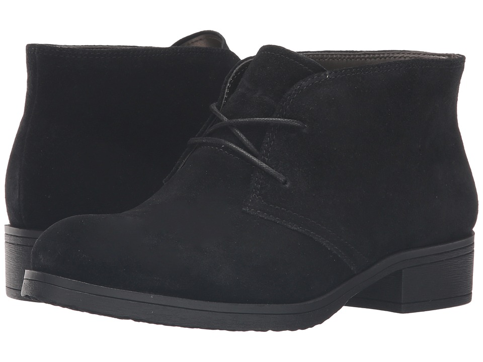 Bandolino - Talon (Black Suede) Women's Shoes