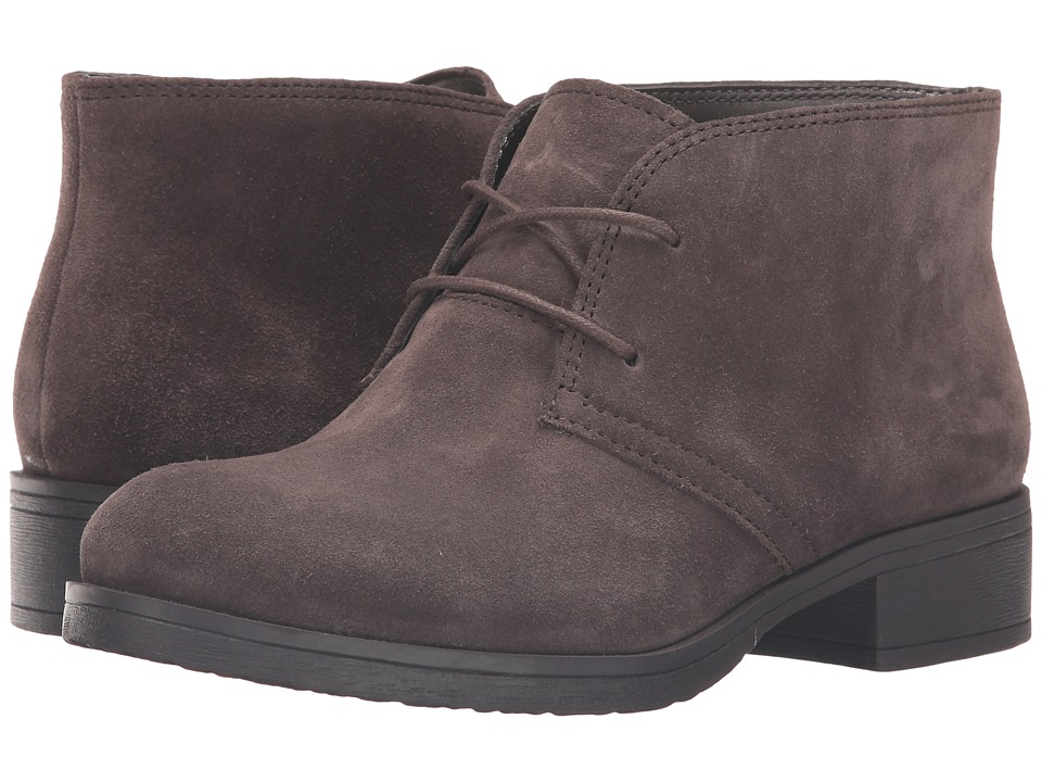 Bandolino - Talon (Gray Suede) Women's Shoes