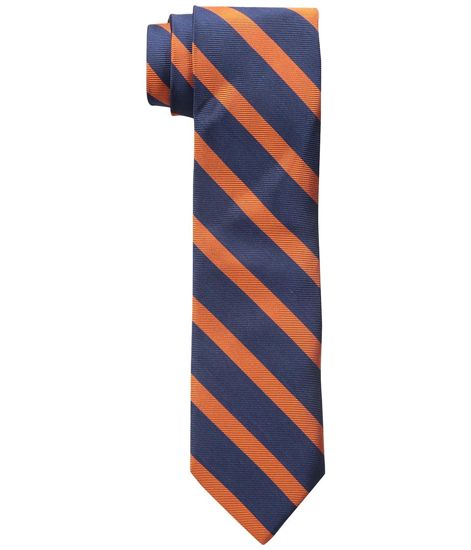 Jack Spade - Stripe Tie (Orange) Ties