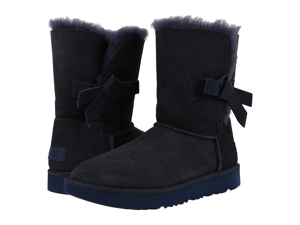 UGG - Classic Knot Short (Imperial) Women's Shoes