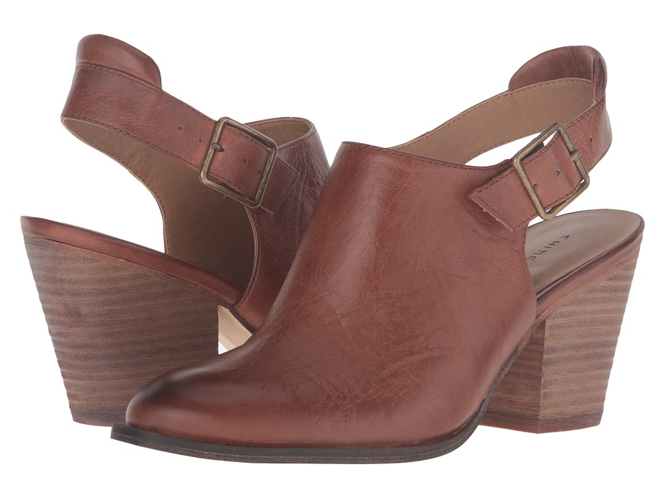 Chinese Laundry Katrina (Tobacco Leather) Women