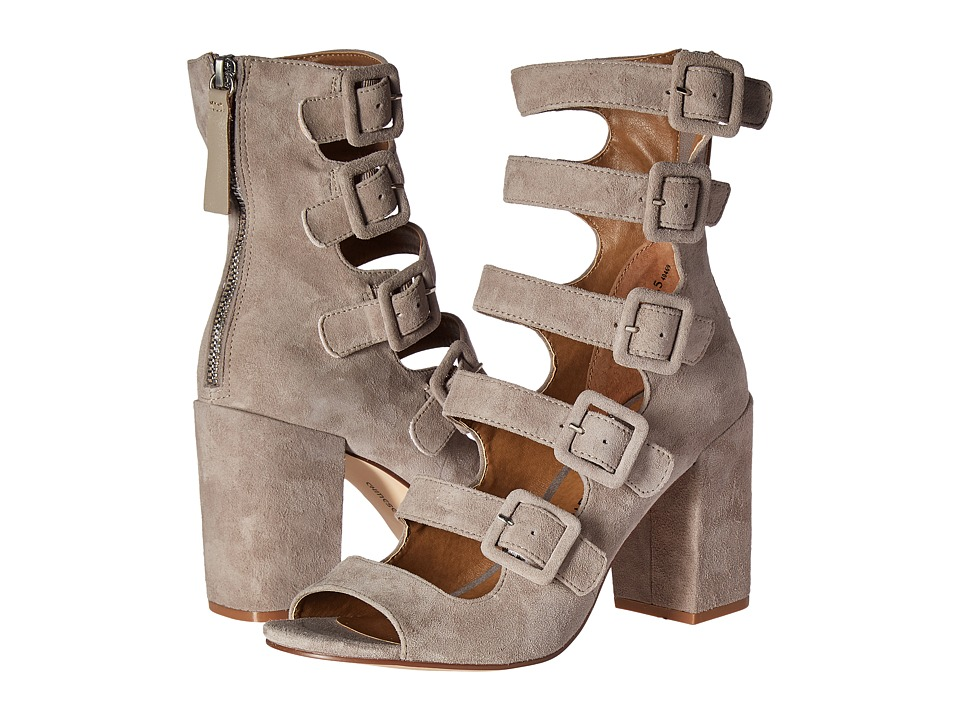 Chinese Laundry - Twilight (Cool Taupe Suede) Women's Shoes