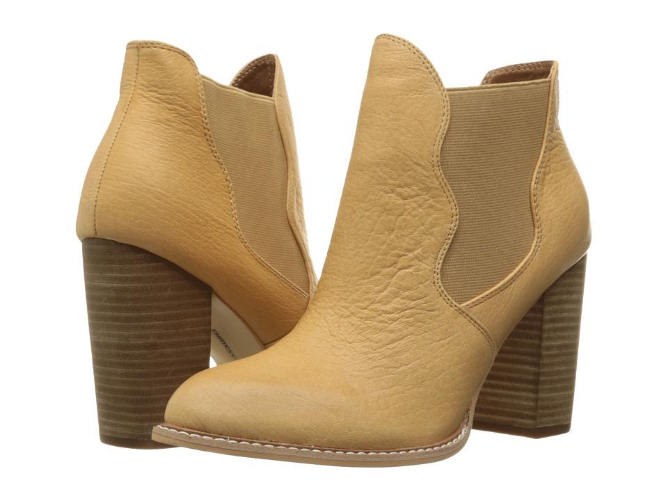 Chinese Laundry - Zealous (Cognac Cow Leather) Women's Shoes