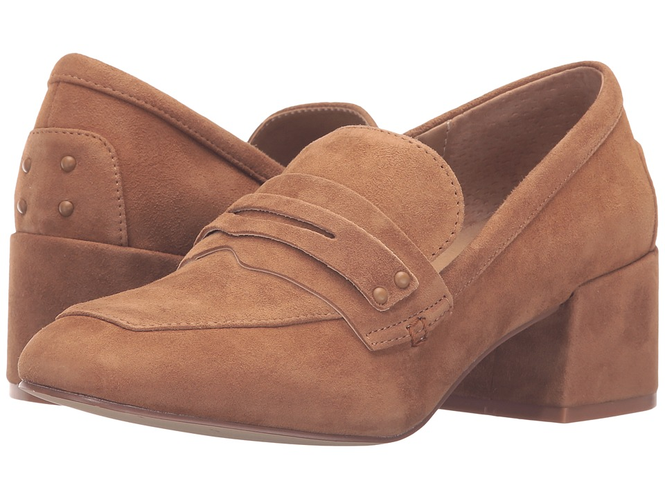 Chinese Laundry - Marilyn (Camel Kid Suede) Women's Dress Sandals
