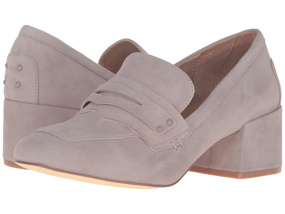 Chinese Laundry Marilyn Loafer (Cool Taupe Kid Suede) Women