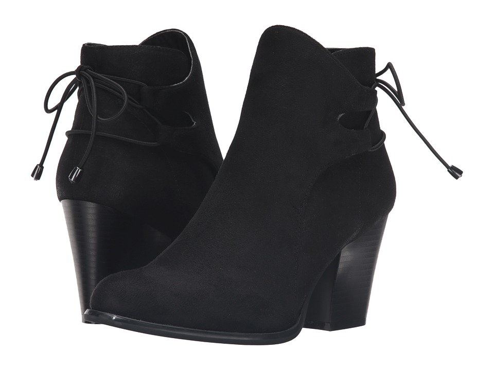 Dirty Laundry - Wing It (Black Stretch) Women's Shoes