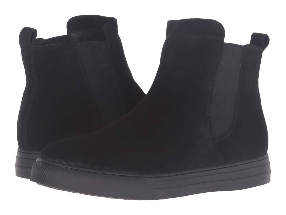 Dirty Laundry - Fabina (Black Split Suede) Women's Shoes