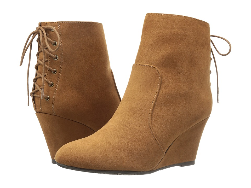 Dirty Laundry - DL Go Viral (Whiksey) Women's Lace-up Boots