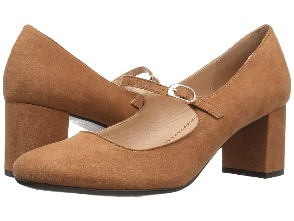 Dirty Laundry - DL Artsy (Caramel) High Heels