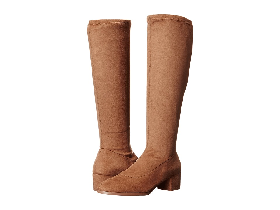 Chinese Laundry - Fixer (Camel Suedette) Women's Shoes