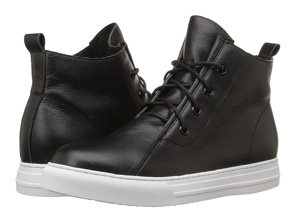 Dirty Laundry - Festival (Black Leather) Women's Shoes