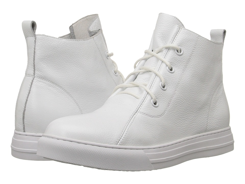 Dirty Laundry - Festival (White Leather) Women's Shoes