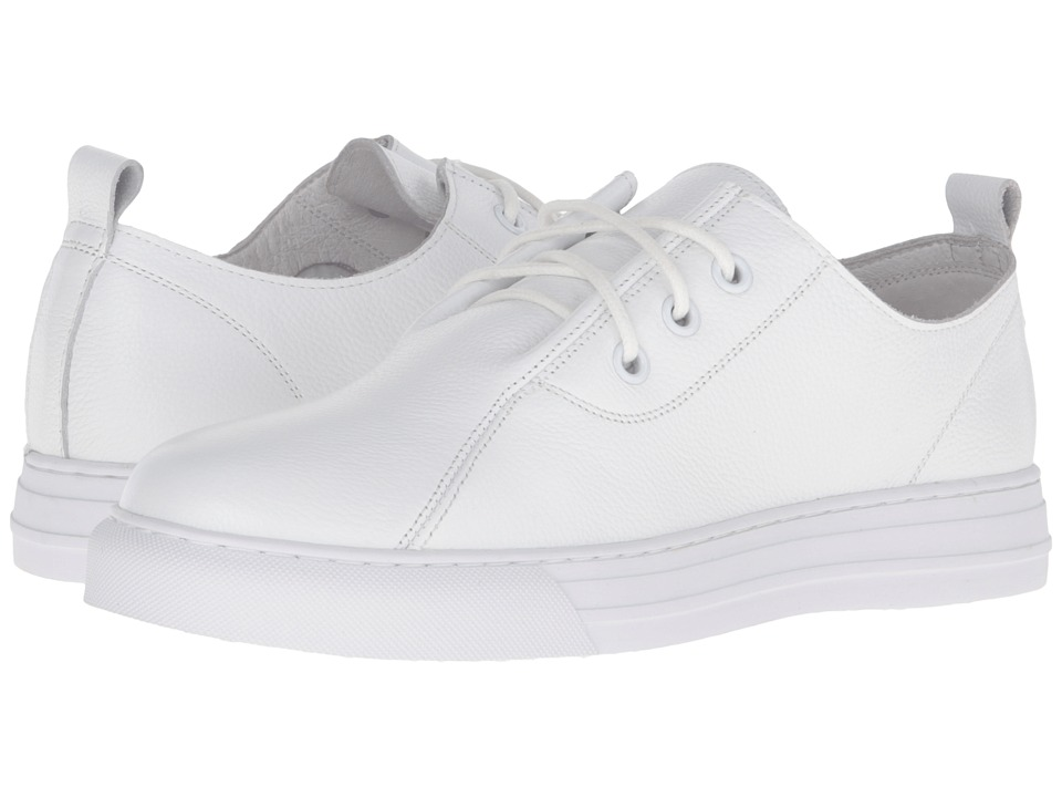 Dirty Laundry Finale (White Leather) Women