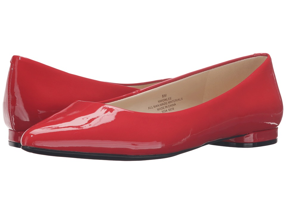 Nine West - Onlee (Red Synthetic) Women's Shoes