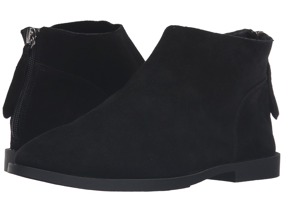 Dirty Laundry - Karate Chop (Black Suede) Women's Shoes