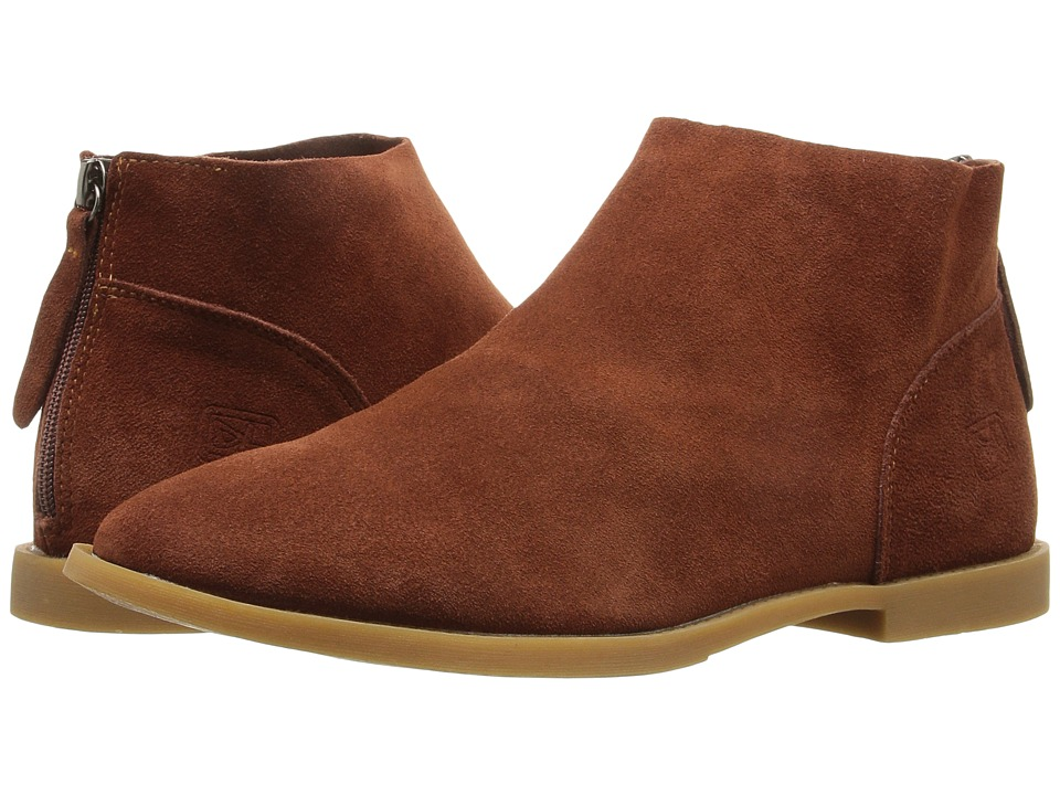 Dirty Laundry - Karate Chop (Rust Suede) Women's Shoes