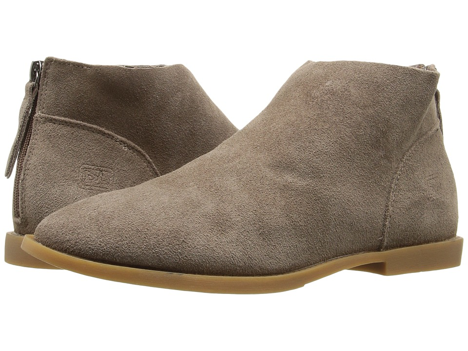 Dirty Laundry - Karate Chop (Taupe Suede) Women's Shoes