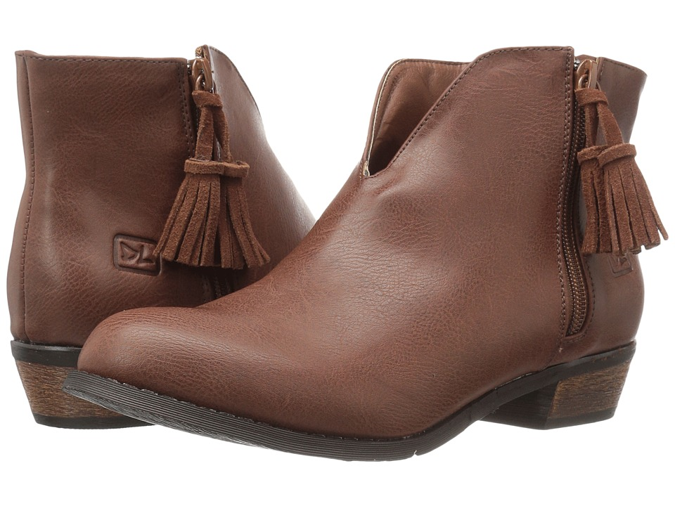 Dirty Laundry - Chrystal (Cognac Burnished) Women's Shoes