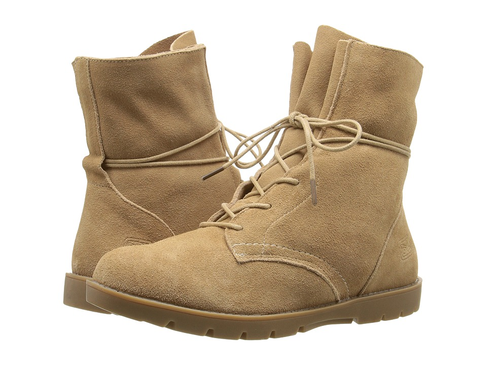 Dirty Laundry - Next Up (Camel Split Suede) Women's Boots