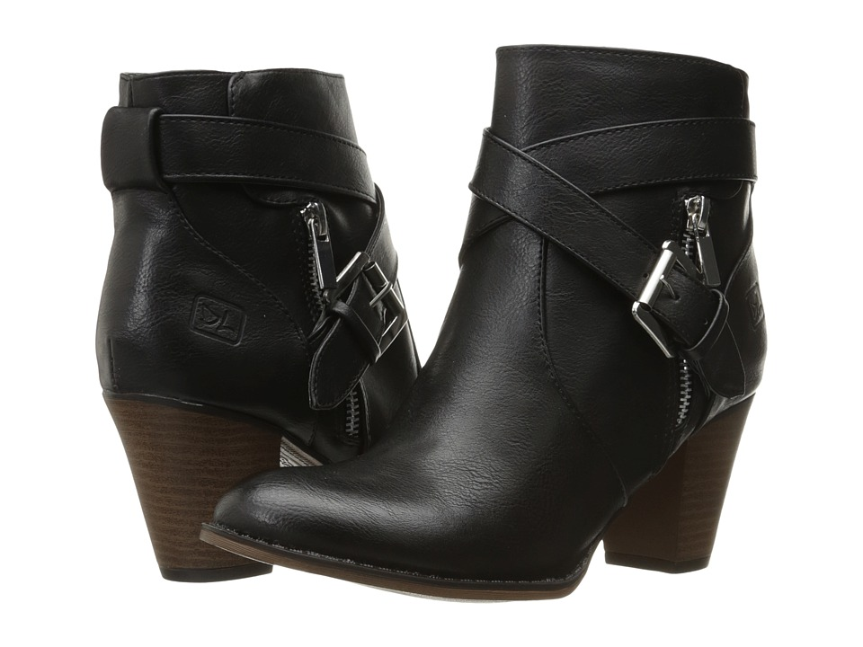 Dirty Laundry - Dude Ranch (Black Burnished) Women's Shoes