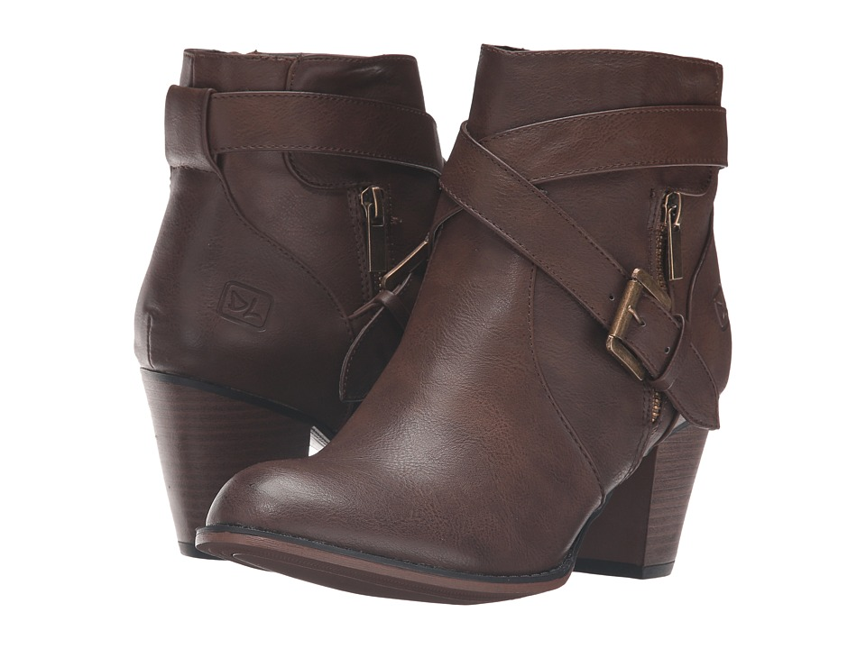 Dirty Laundry - Dude Ranch (Rich Brown Burnished) Women's Shoes