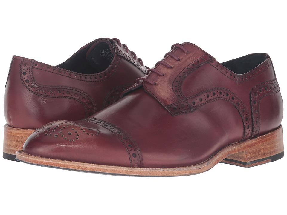 Messico - Adolfo Welt (Vintage Burgundy/Burgundy) Men's Shoes