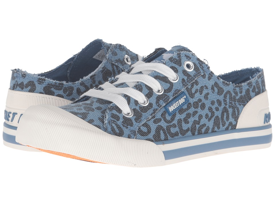 Rocket Dog - Jazzin (Blue Alley Cat) Women's Lace up casual Shoes