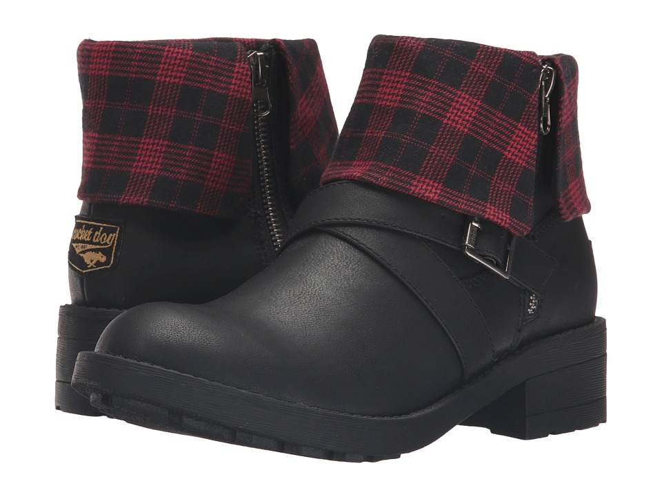 Rocket Dog - Tobie (Black Altan) Women's Boots
