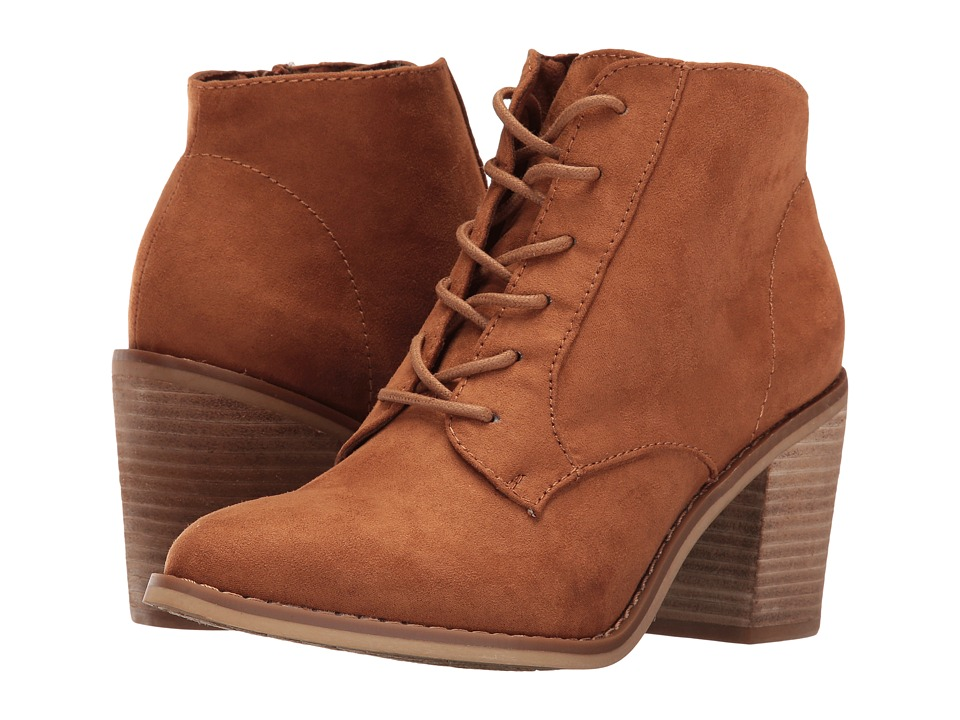Rocket Dog - Dessa (Cinnamon Coast) Women's Lace-up Boots