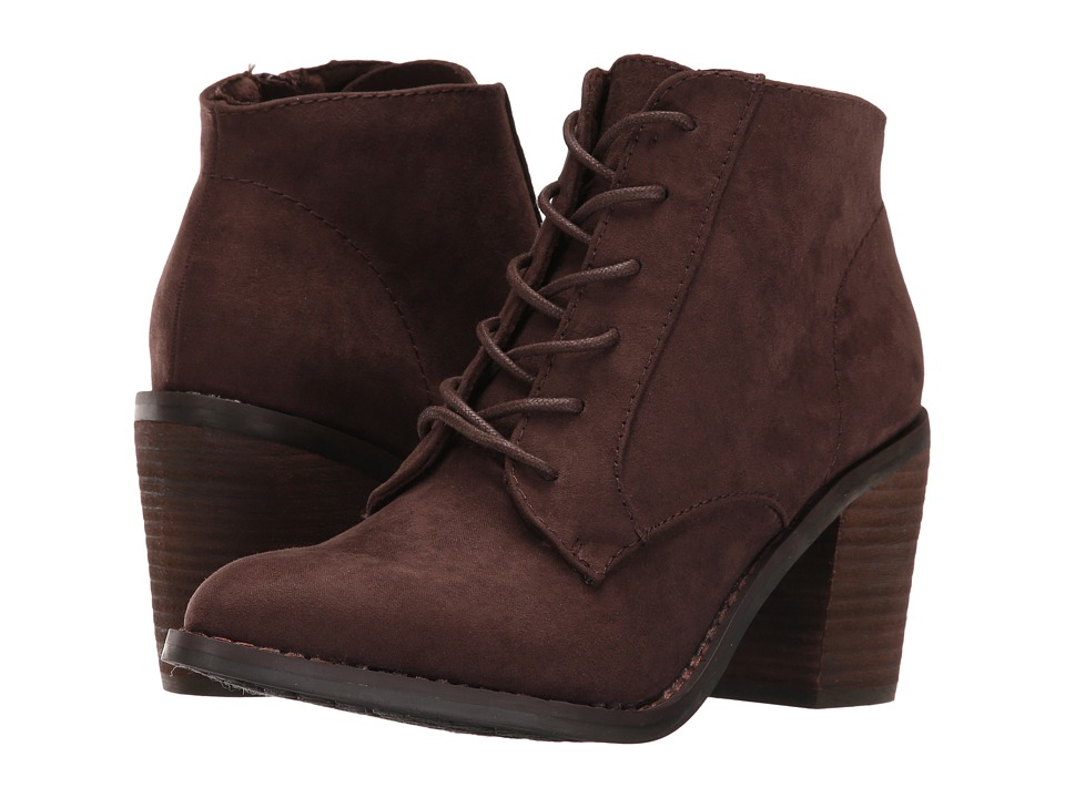 Rocket Dog - Dessa (Brown Coast) Women's Lace-up Boots