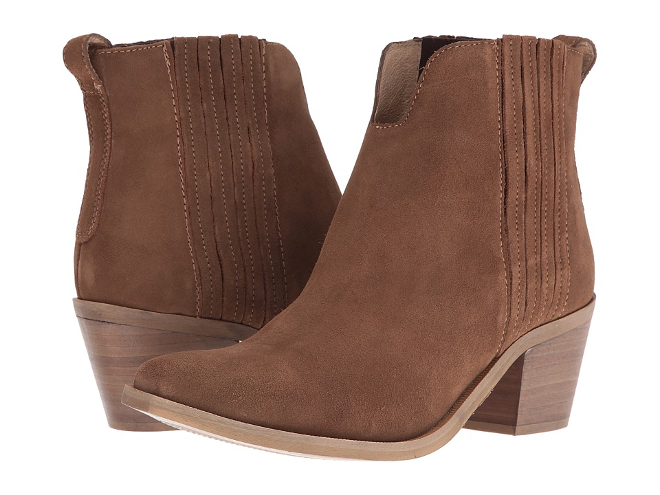 Steve Madden Webster (Tan Suede) Women